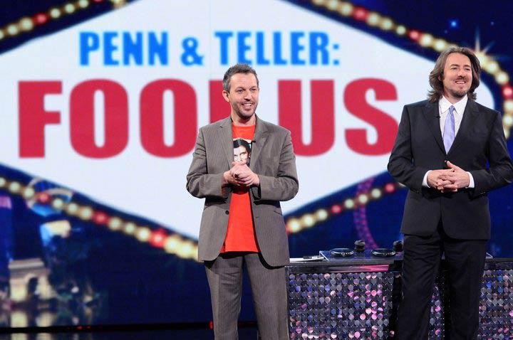 Penn & Teller Fool Us pic 2